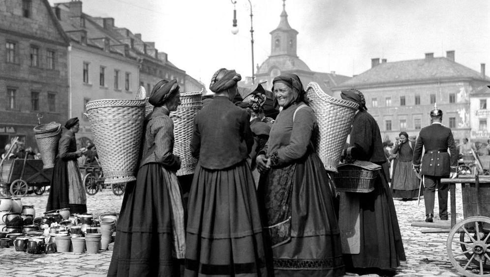 Sightseeing 1904: Europareise durch eine verschwundene Welt