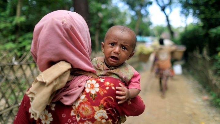 Rohingya-Kinder: Traumatisiert, unterernährt, hoffnungslos