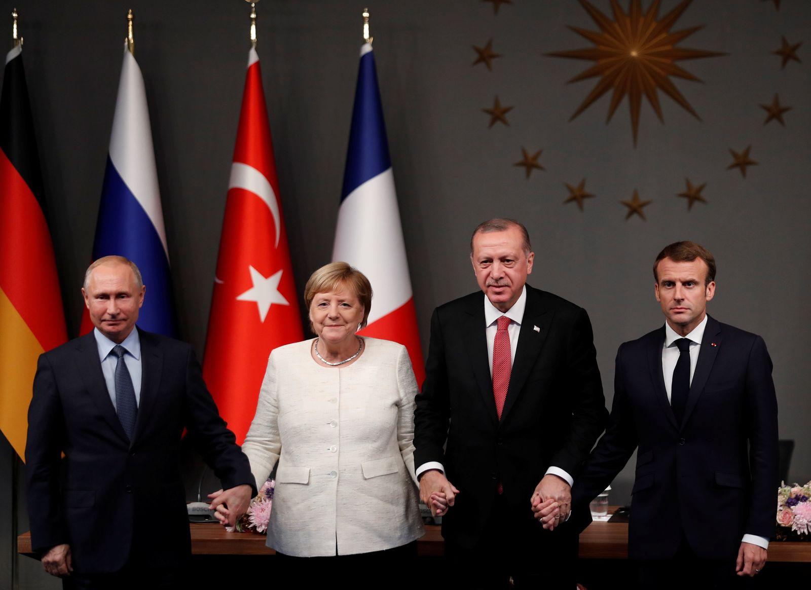 Türkei Merkel