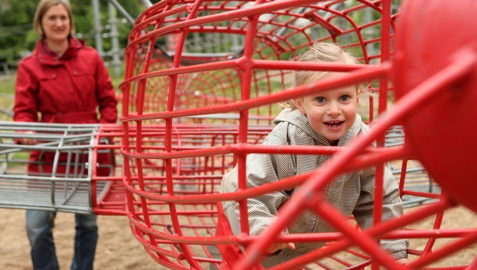 1,54 Millionen Kinder leben von Hartz IV