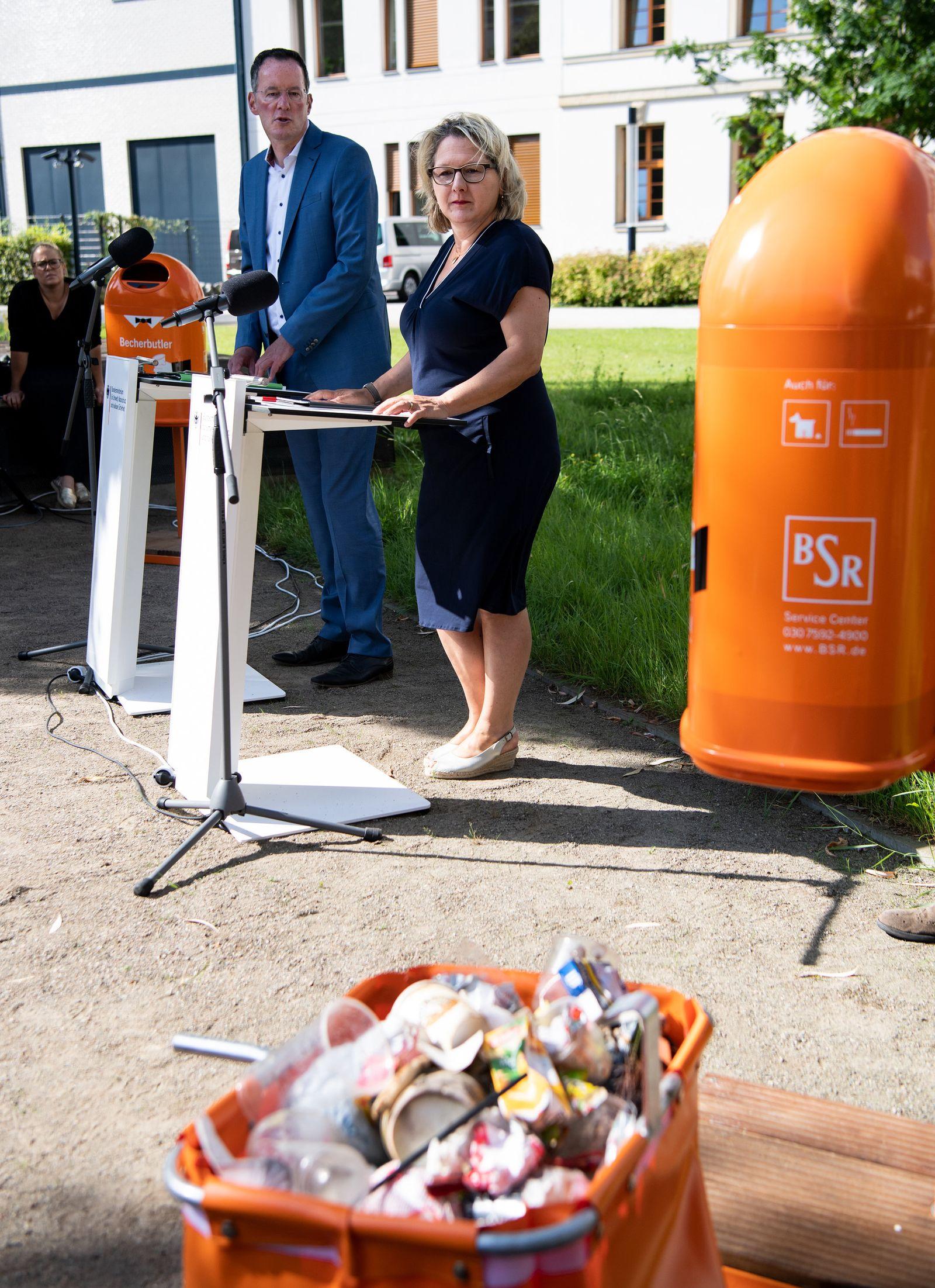 Unterstützung von Kommunen bei der Abfallbeseitigung