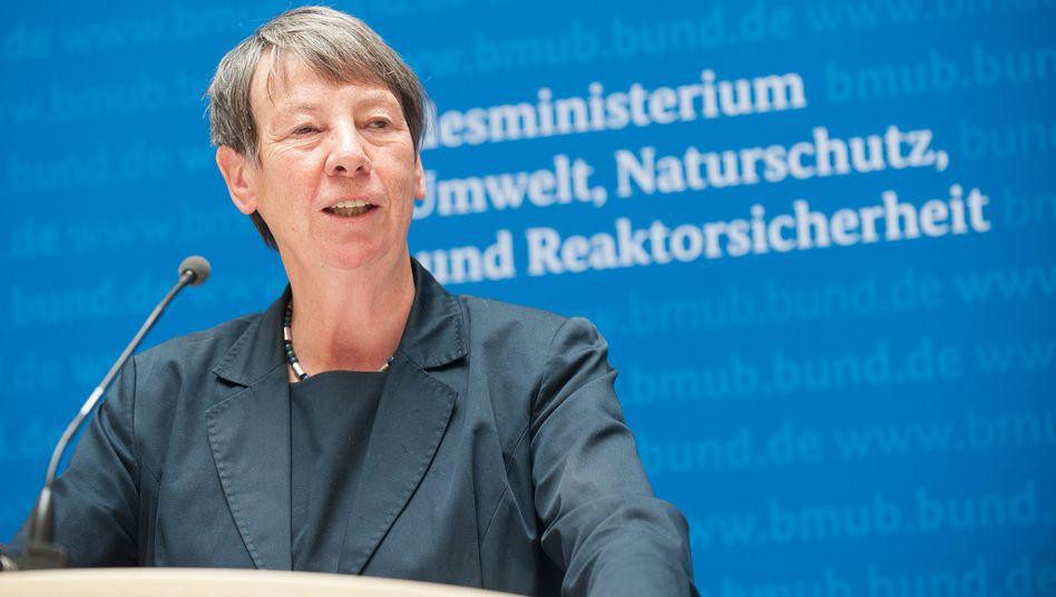 Bundesumweltministerin Barbara Hendricks: Bayern muss sich mitverantwortlich zeigen