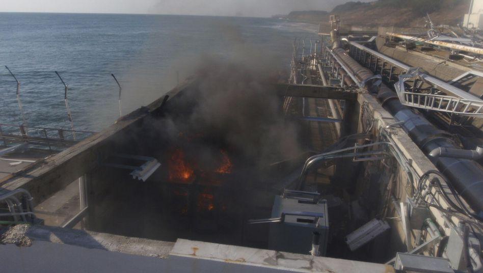 Höchste Gefahrenstufe: Japan beurteilt Fukushima jetzt wie Tschernobyl-Katastrophe
