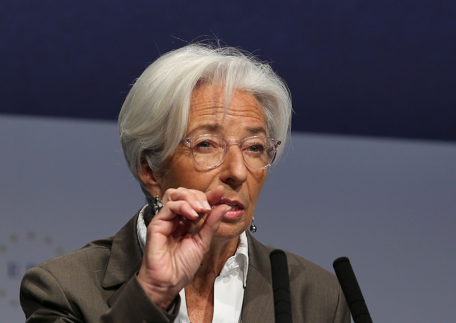 ECB-POLICY/LAGARDE