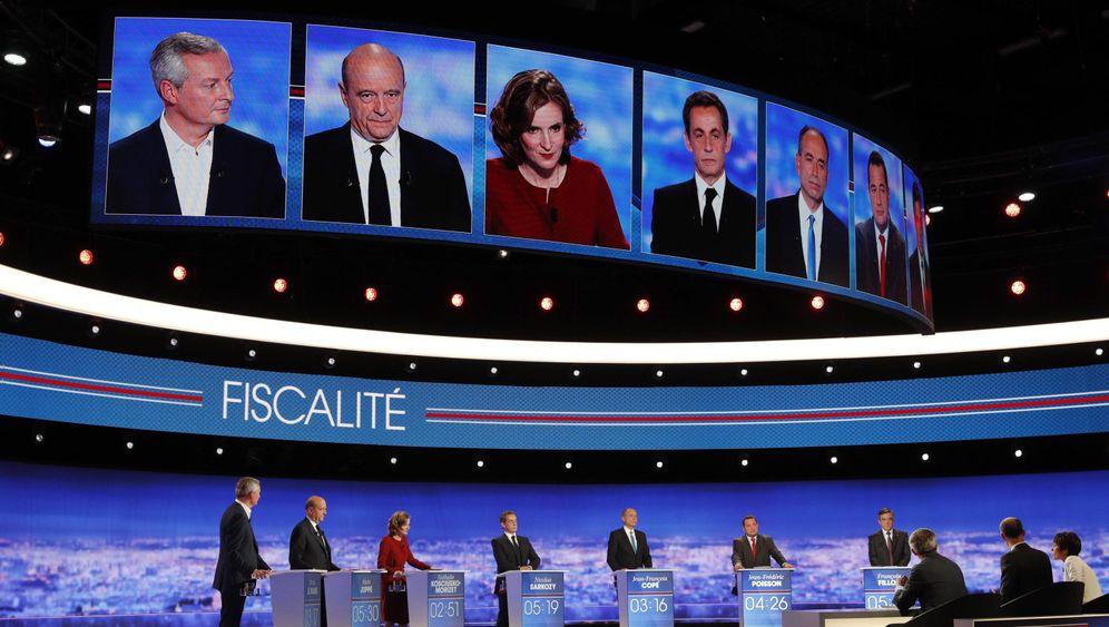 Frankreichs Konservative: Alle gegen alle - und gegen den FN