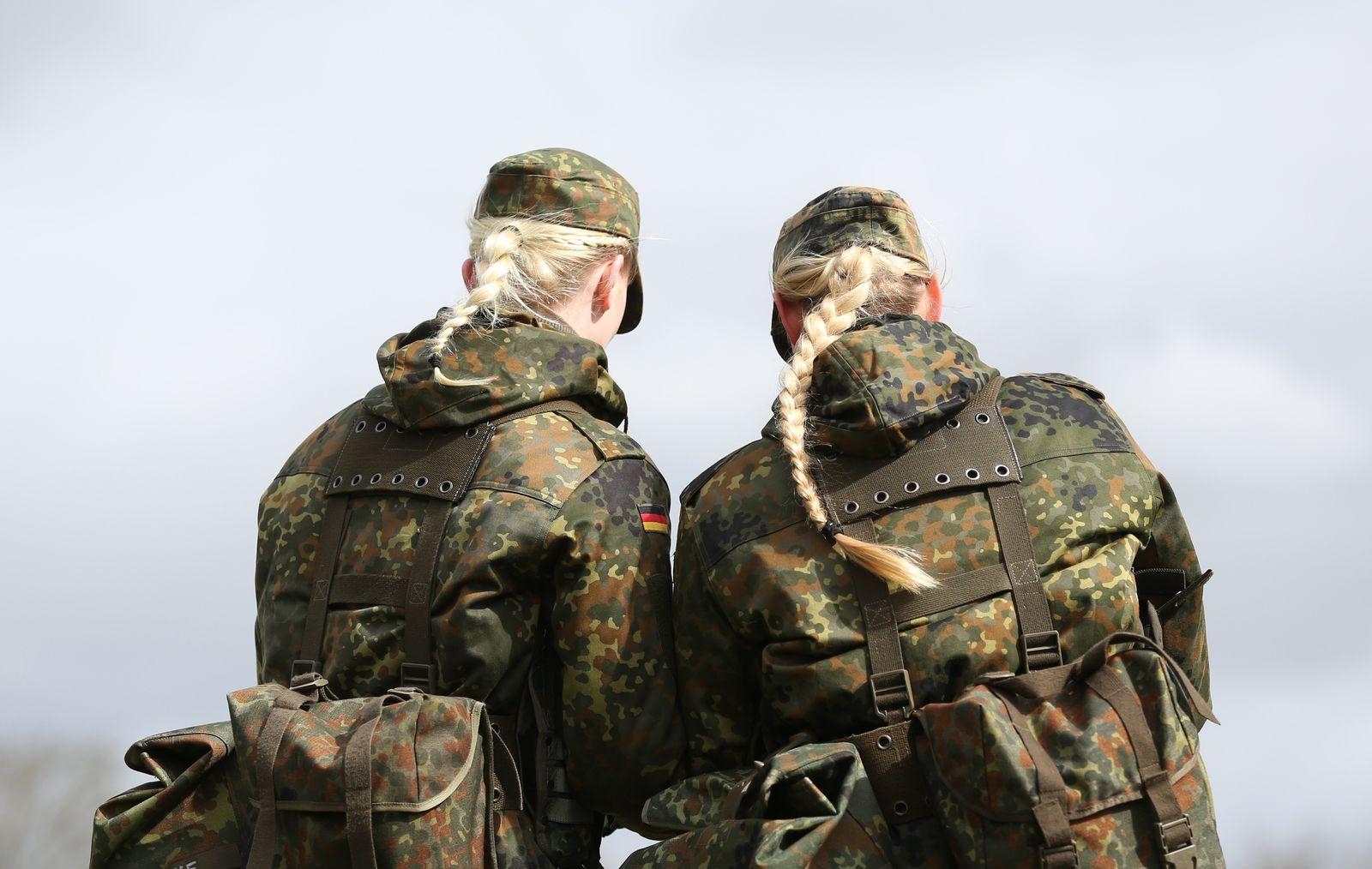Bundeswehr / Frauen