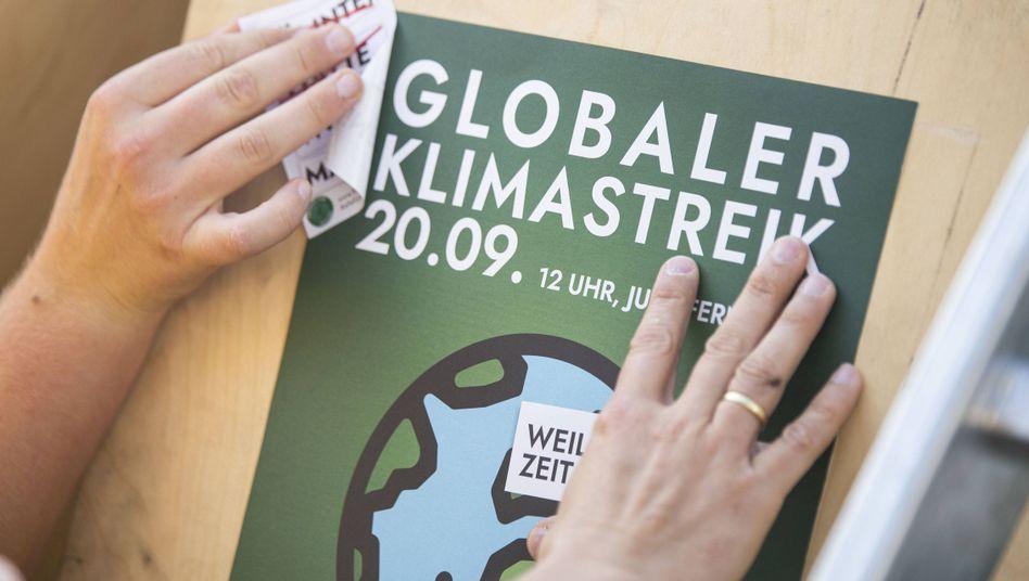 Nicht nur für Schüler: Am 20. September soll der dritte globale Klimastreik stattfinden