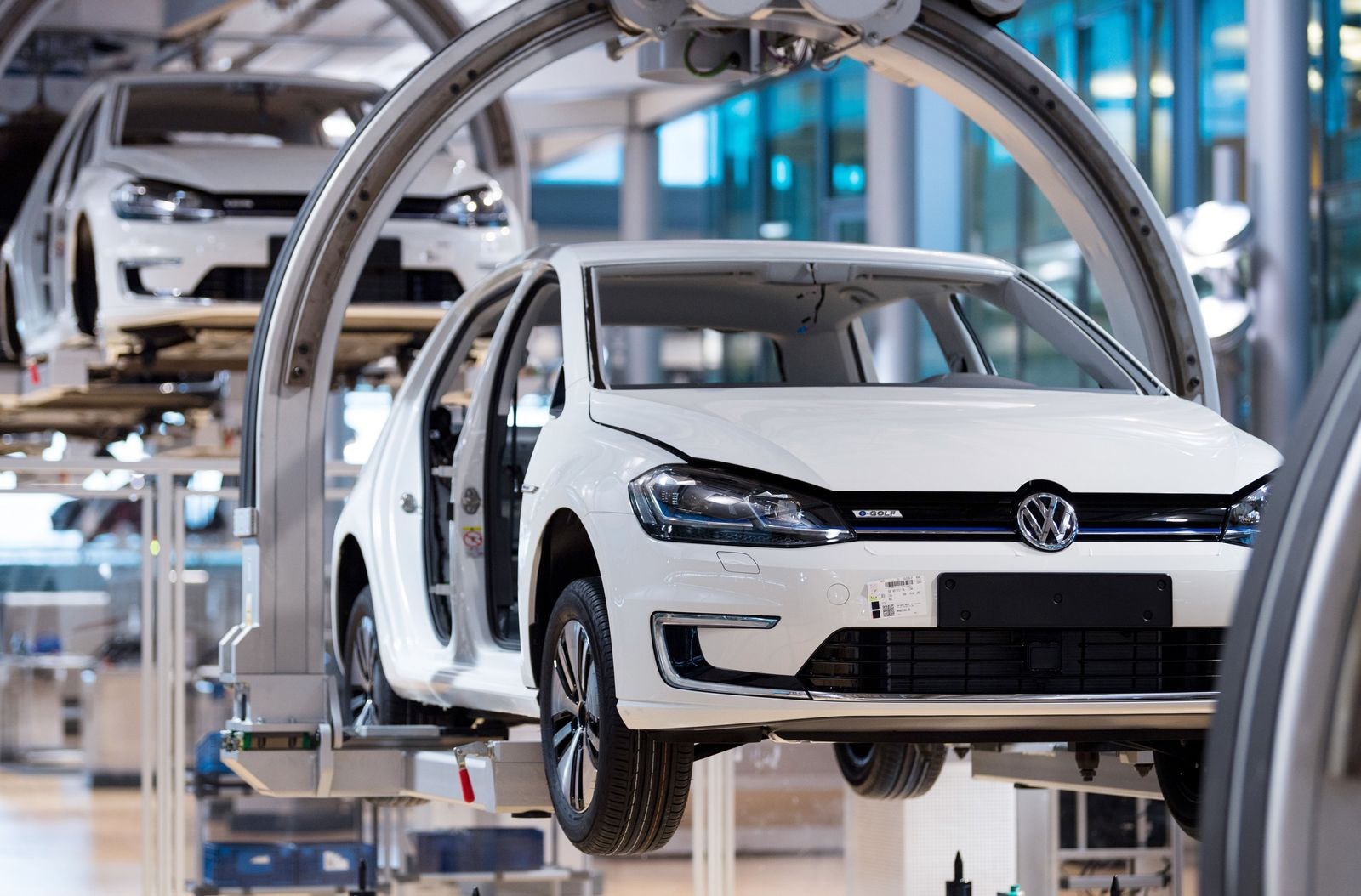 E-Autos für Afrika: Volkswagen startet Pilotprojekt in Ruanda