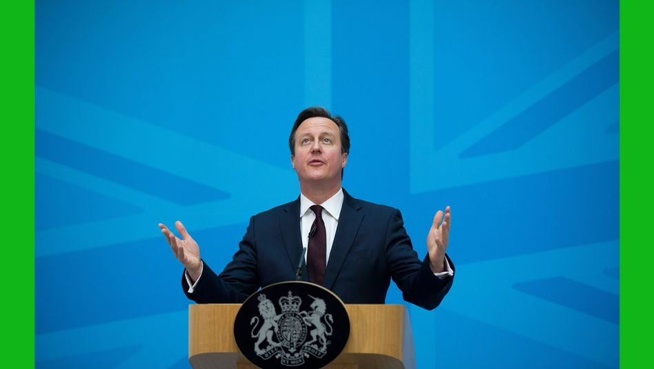 Premierminister Cameron: Porno-Filter für den Jugendschutz