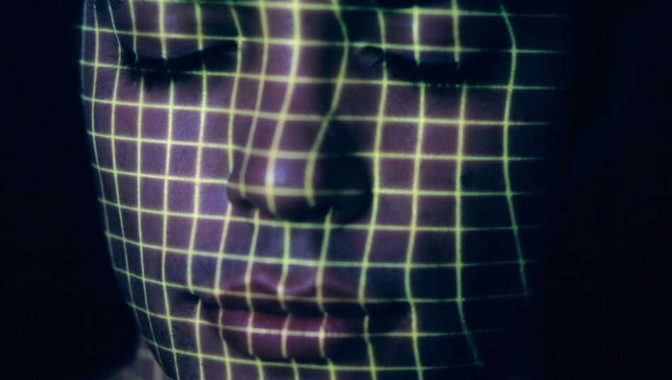 Gesichtserkennung (Symbolbild): Google scannt unsere Bilder