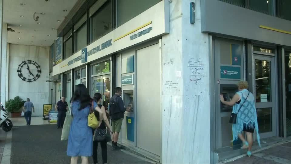 Griechenland Banken