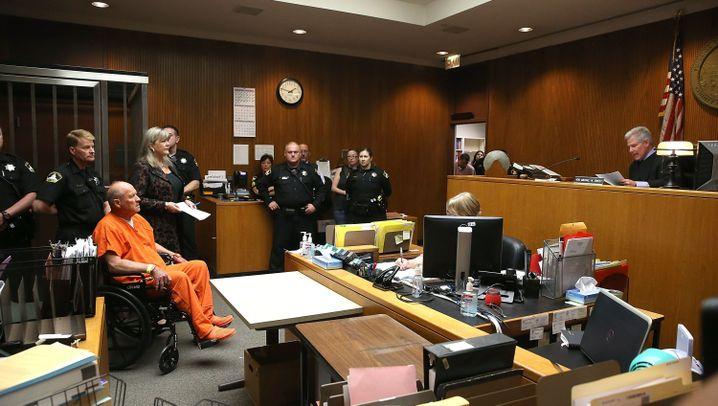 """Verbrechensserie in Kalifornien: Auf der Spur des """"Golden State Killers"""""""
