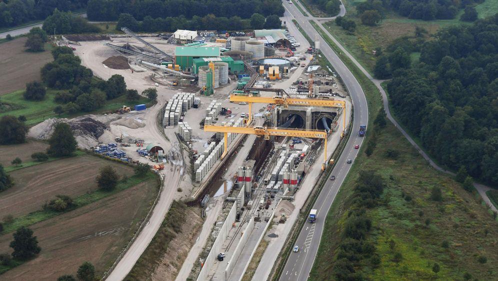 Rheintalbahn-Sperrung: Nachspiel für die Bahn