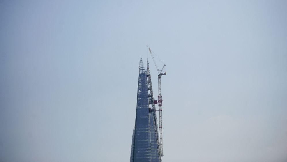 Baustelle der Superlative: The Shard