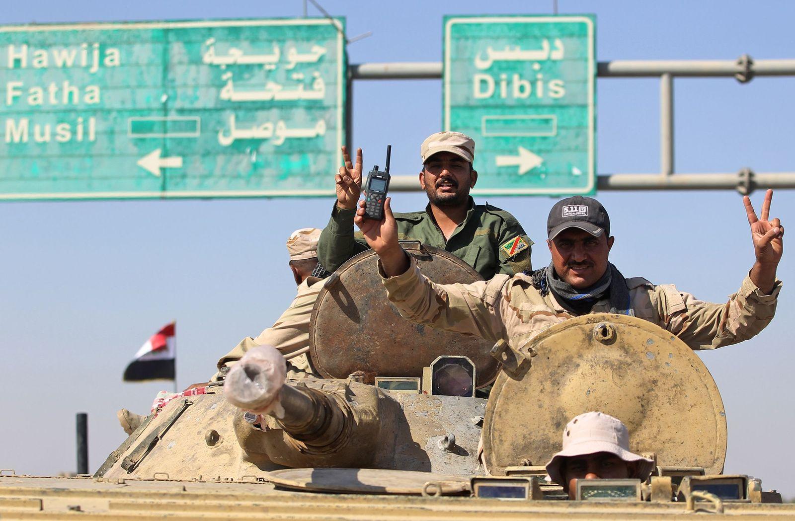 IRAQ-KURDS-POLITICS-CONFLICT