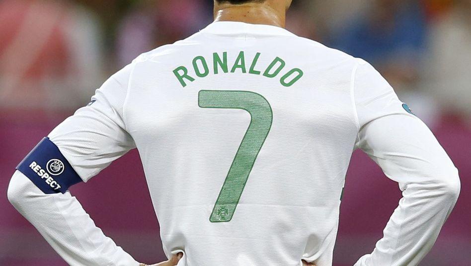 Superstar Cristiano Ronaldo: Bei der EM ein Schatten seiner selbst