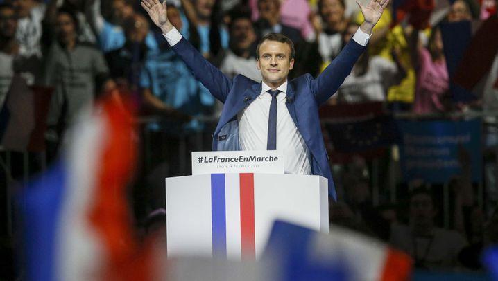 Emmanuel Macron: Der Heilsbringer aus dem Establishment
