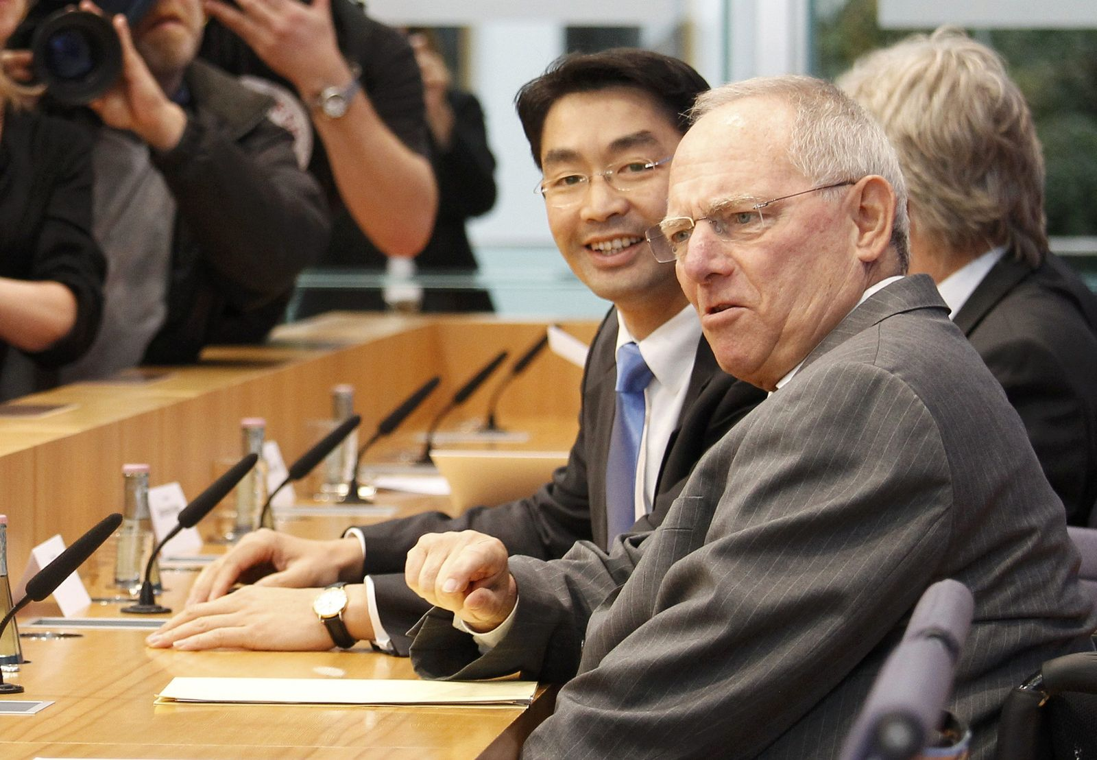 Schäuble/ Rösler/ BPK