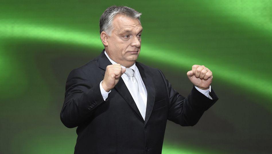 Ungarns Regierungschef Orbán: Im Windschatten der Coronakrise in Richtung Autokratie