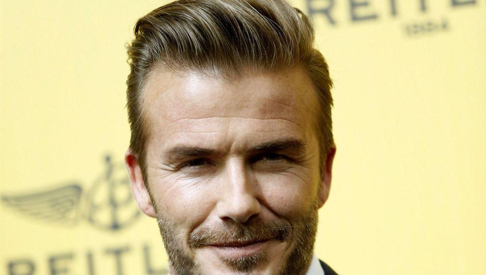 """""""People Magazine"""": David Beckham ist der """"Sexiest Man Alive"""""""