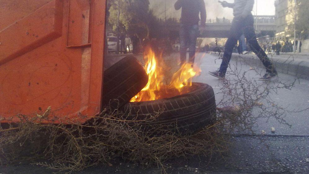Stadtteil Midan: Widerstand mitten in Damaskus