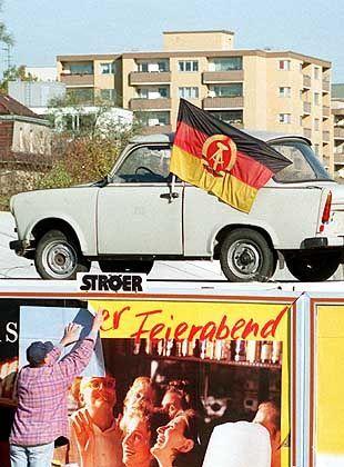 Der Zukunft zugewandt: Junge Ostdeutsche jammern nicht