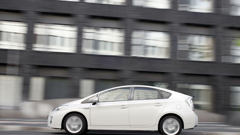 Toyota Prius: Probleme mit dem Verkaufsschlager