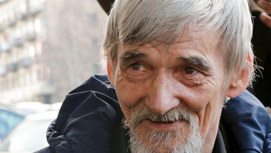 Juri Dmitrijew im Jahr 2018