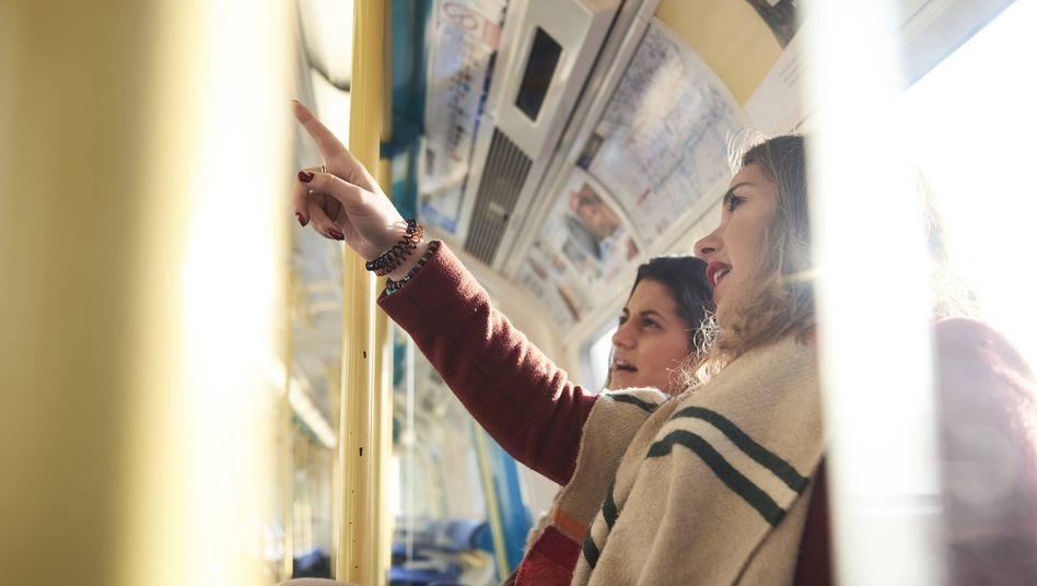 Mit dem Erasmus-Programm fördert die Europäische Union Auslandsaufenthalte für junge Menschen