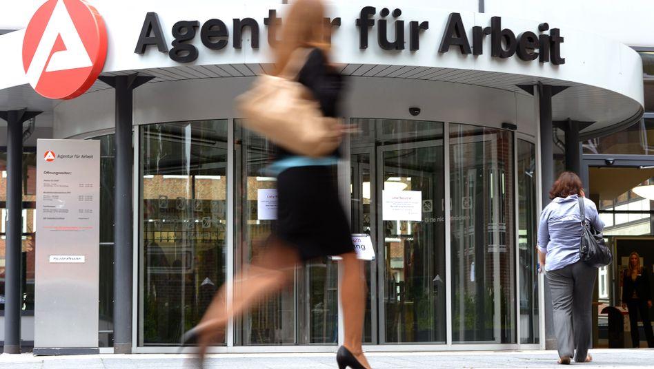 Arbeitsagentur Hamburg: Funktionsfähigkeit des Rechtsstaates infrage gestellt