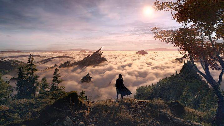Sprechender Armreif und viel Magie: »Forspoken« soll exklusiv für die PS5 erscheinen