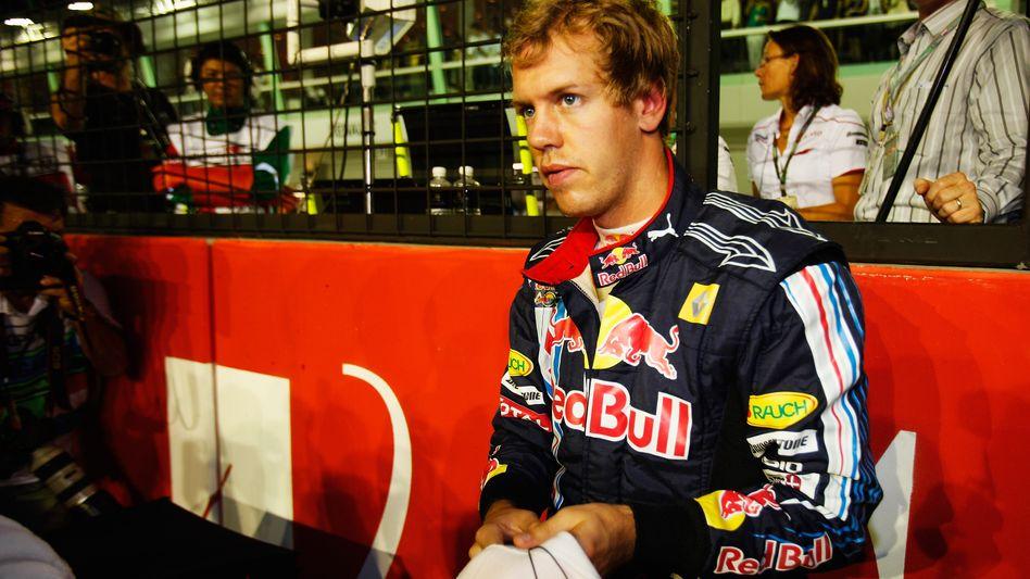 """Red-Bull-Pilot Vettel: """"Meiner Meinung nach war ich nicht zu schnell"""""""