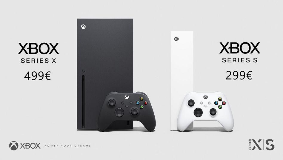 Die Xboxen der nächsten Generation