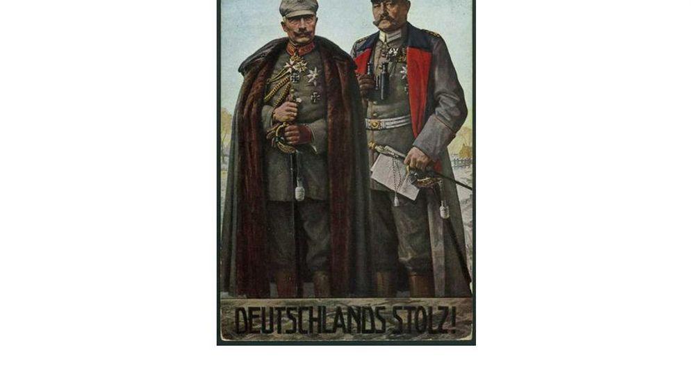 Hindenburgs Vermächtnis: Tod zur rechten Zeit