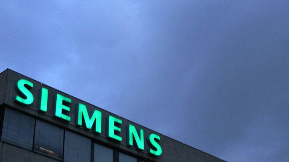 Siemens: Der Dax-Konzern will kein Neugeschäft in Iran mehr machen