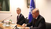 """Erdogan fordert """"konkrete Unterstützung"""" von der Nato"""