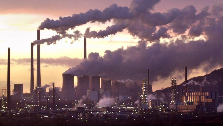 Industriebetrieb in Gelsenkirchen: Höchster Krankenstand der Republik
