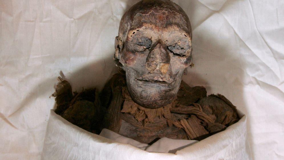 Archäologie: Hatschepsuts geheimnisvolle Flasche