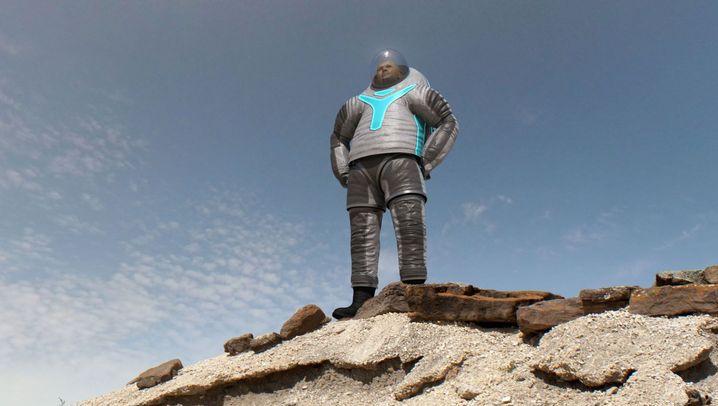 Neue Raumanzüge: (Space) Suit up!