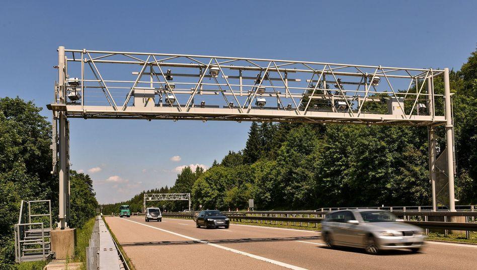 Brücke für Lkw-Maut: Gebühren für Pkw vom Tisch