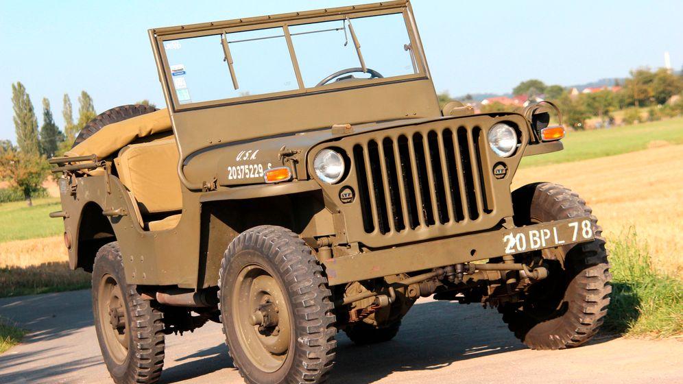Militärjeep Willys MB: Teufel unter der Haube