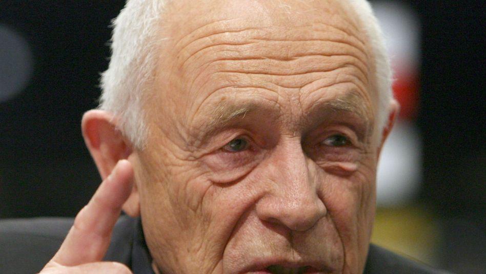 "CDU-Politiker Geißler: ""Objektive Not in Stuttgart"""