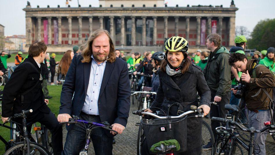 Anton Hofreiter und Katrin Göring-Eckardt