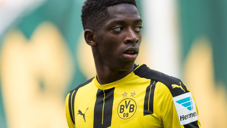 Dortmunds Ousmane Dembélé