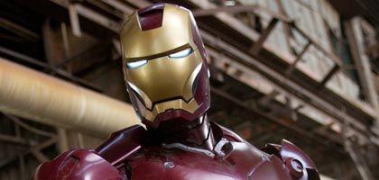 Comic-Held Iron Man: Glaube an die Allmacht der Technik