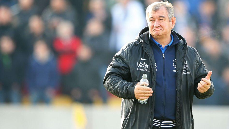 Trainer Sasic: Rücktritt in Saarbrücken
