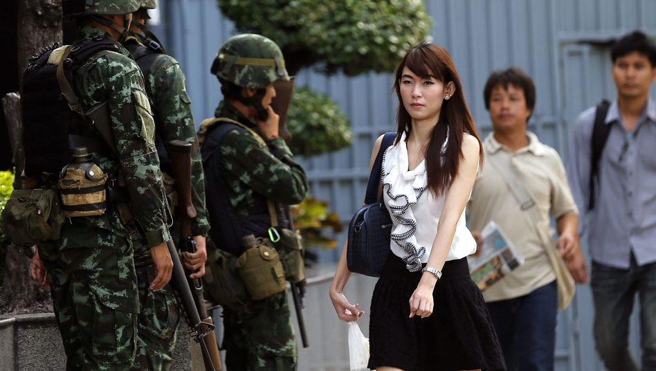 Putsch in Thailand: Das müssen Touristen jetzt wissen