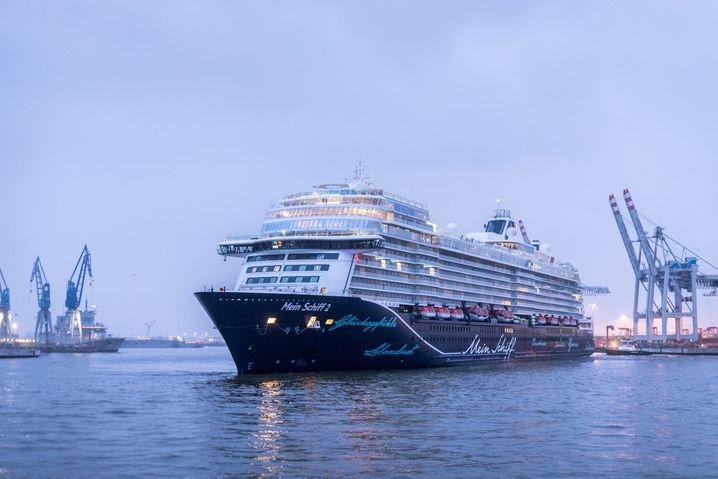 """""""Mein Schiff 2"""" von TUI Cruises: Bald unterwegs nach Kristiansand"""
