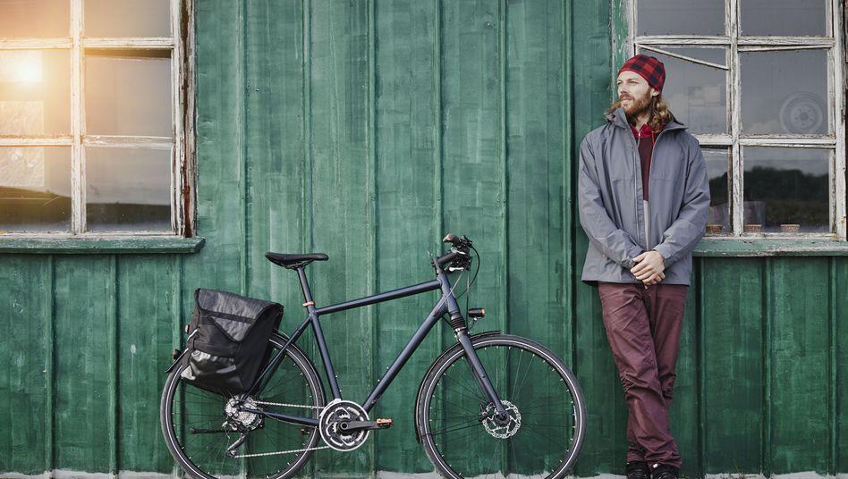 Nicht alle Fahrradtaschen halten, was sie versprechen, ergab ein Vergleich von Stiftung Warentest