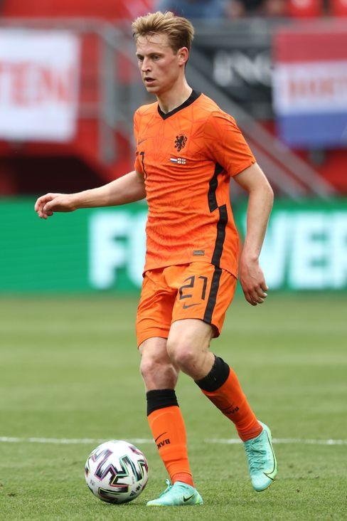 Niederländischer Topspieler Frenkie de Jong